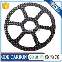 GDE Customized Carbon Fiber CNC Cutting for UAV