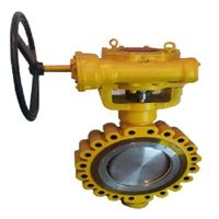 TRIPLE OFFSET BUTTERFLY VALVE thumbnail image