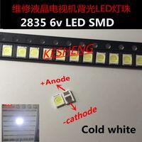 100pz/lotto Jufei 3528 SMD LED 2835 6 V bianco Freddo 96LM Per La TV LCD Retroilluminazione Applicaz thumbnail image