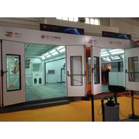 zonda paint oven booth(CE ISO CSA SONCAP CERTIFIED) thumbnail image