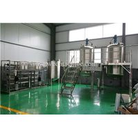 Dishwashing Liquid Production Line