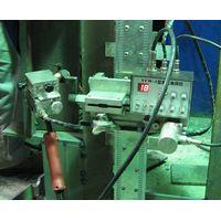 High Efficiency Vertical automatic fillet welding machine
