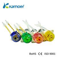 Kamoer KFS brushed 12v DC electric motor gear pump peristaltic liquid dosing pump for chromatograph thumbnail image