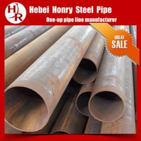 honrypipe.com - a53 schedule 80 galvanized steel pipe thumbnail image