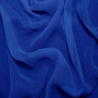 100% crinkled silk georgette thumbnail image