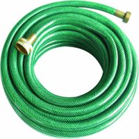 2018 Factory Direct Sale Gardening PVC Pipe Green Water Hose