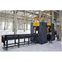 CNC BEVELLING MACHINE FOR H-BEAMS