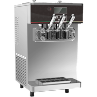 Taycool Table 3-Flavor Ice Cream Machine TC322S