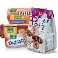 food and snack import agent