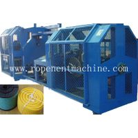 twisted pp  rope making machine