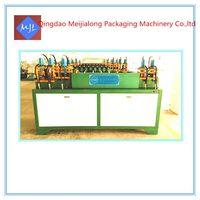 nailless wood box making machine