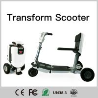 newest electric scooter 3wheels mobility scooter with CE