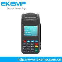 Andriod Handheld POS Machine with Card Reader and Barcode Scanner for Bus Ticketing
