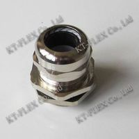 SS304 PG thread cable gland for cable protection