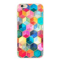 Case for iPhone6/6s with customized patterns good quality with small MOQ