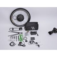 26' Rear Wheel Bicycle Motor Conversion Kit 48V 1000W Electric battery Powered
