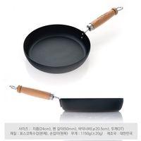 Non-rust High Carbon Steel Pan