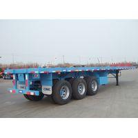 40 ft flatbed cotainer transport trailer | CIMC VEHICLES