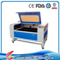 Hot Sale CO2 Laser Engraving and cutting machine SH1290 thumbnail image
