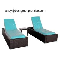 2015 new rattan bed