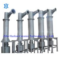 KADANT High density heavy impurity pulp cleaner system