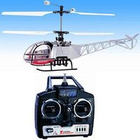 RC Toy model-RC Mini 4WD Helicopter(102)