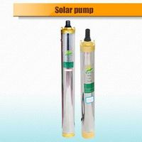 high quality M2480-60 submersible solar pump for water irrigation