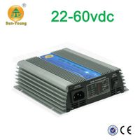 22-60vdc Mppt grid tie micro inverter suitable for 60cells and 72cell solar panel in the same time