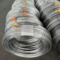 Low Price Steel Wire for Construction Materials, High Carbon Steel Spring Wire thumbnail image