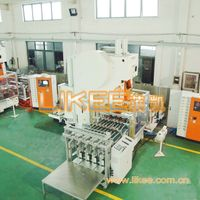 Silver foil container machinery