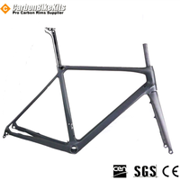 CFM092 Full Carbon Road Disc Brake Frame