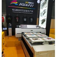 Huafei Supply fabric industrial T-shirt printing machine thumbnail image