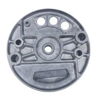 Custom made high quality investment casting parts steel casting foundry