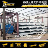 Upgrading Gold Ore Multi-deck Shaking Tables For Sale