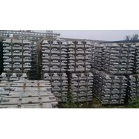 Pure primary, secondary Aluminum Ingot 99.7%, 99.9%