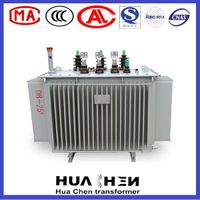 S11 High Voltage 11kv Oil-Immersed Type Electrical Power Distribution Transformer 30-2500kVA