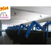 Multi-position welding fume purifier