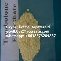 Bulking and Cutting Cycle Steroid Trenbolone Enanthate (parabolan) 10161-33-8