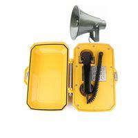 Joiwo Waterproof Telephone IP Telephone Weatherproof Telephone with Loudspeaker JWAT909