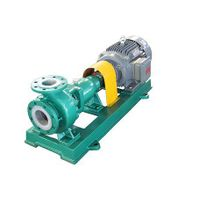 IHF fluorine plastic centrifugal pumps, FEP lined pump, PTFE lined pump. chemical pump .acid pump