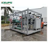 Fruit vacuum cooling machine with CE