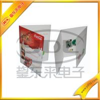 Greeting card music chip Recording voice chip