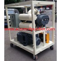 Vacuum Pump Unit For Drying Transformers