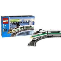 New Lego WORLD CITY TRAINS 4511:HIGH SPEED TRAIN 9 VOLT
