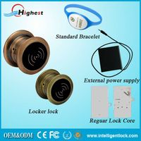 China Supplier Of Popular Rfid Swimming Pool Locker Lock For Security thumbnail image