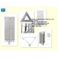 Triangular display stand thumbnail image