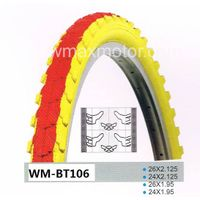 bicycle tires, full color bicycle tyres 26X2.125 24X1.95