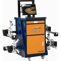 Wheel Alignment Equipment, CE Approved!