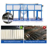 Automatic Direct Cooling Block Ice Machine thumbnail image