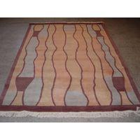45 Line tibetan carpet